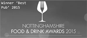 Nottingham's pub of the year 2015